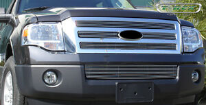 2007 2014 Ford Expedition 5pc Billet Grille Grill T rex