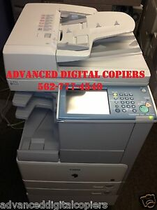 Canon Imagerunner Ir 3235 Ir3235i Copier Printer Color Scanner With Low Meter
