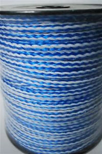 Braided Nylon polypro Pump Safety Rope Cable 1 4 X 500 Feet