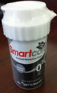 Smartcord Dental Knitted Gingival Retraction Cord Packing Size 000 Ultra fine