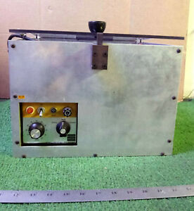 1 Used Bondine Dc Speed Control Centrifuge make Offer