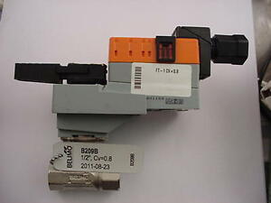 Belimo Lrb24 3 t Actuator B209b lrb24 3 t 1 2 Valve Ships The Same Day