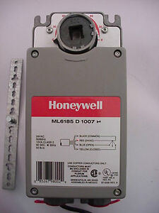 Honeywell Ml6185 D 1007 Damper Actuator Ships On The Same Day Of The Purchase
