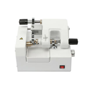 Optometry Eyeglass Optical Lens Cutter Cutting Milling Machine Cp 4a 110 V