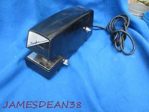 Swingline 67 Electric Stapler Black Automatic Model No 67