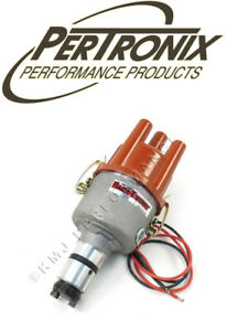 Pertronix D186604 Flame Thrower Distributor Vw Type 1 12v Neg Bosch 009 010 050