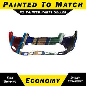 New Painted To Match Front Bumper Cover Replacement For 2012 2013 Kia Soul