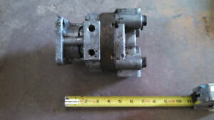 Tractor Loader Hydraulic Power Steering Gear Pump Ford Allis Chalmers Case Ihi