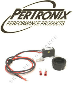 Pertronix 1284 Ignitor Ignition For Dual Points 60 72 Ford Motorcraft 8 Cyl Dist