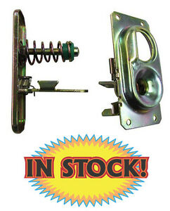 Tank S Inc Hl100 Universal Hot Rod Hood Latch With Safety Catch
