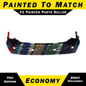 New Painted To Match Rear Bumper Cover For 2005 2010 Jeep Grand Cherokee 05 10