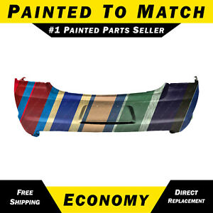 New Painted To Match Rear Bumper Cover For 2011 2014 Dodge Charger 60892608ab
