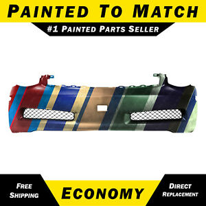 New Painted To Match Front Bumper Cover Fascia For 2003 2007 Infiniti G35 Coupe