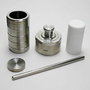 50ml ptfe Lined Hydrothermal Synthesis Reactor stainless Steel Tank
