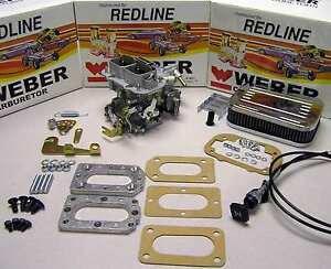 Isuzu Pickup And I Mark 1 8 Genuine Weber Carb Conversion Kit Manual Choke