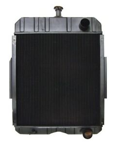 396352r91 Radiator For Diesel Case Ih Tractor 666 686 706 756 2706 2756 65427c1