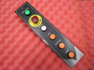 Quipp Systems 052n507 Push Button Interface Panel Rev A