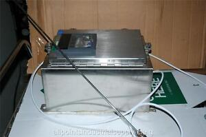 Yokogawa 33 Temperature Sensor Recorder Unit Stainless Steel Case