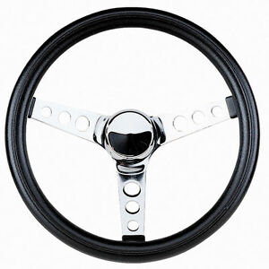 Steering Wheel 11 1 2 3 3 4 Dish Rat Rod Hot Vw Dune Buggy Sand Rail 79 4051