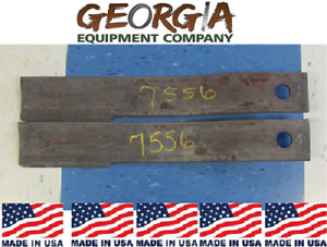 Bush Hog Blades For Sq172 Sq720 1206 1256 206 256 276 286 Bush Hog 7556 7556bh