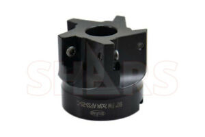 Shars 2 90 Coolant Thru Indexable Face Mill Cutter Apkt Apmt 1604 386 05 Off