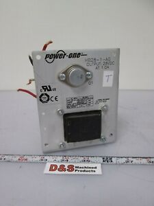 Power One Hb28 1 ag 120 240vac To 28vdc 1a
