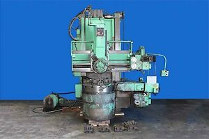 48 Swing Bullard Vertical Turret Lathe Vertical Boring Mill Drill 36 Chuck