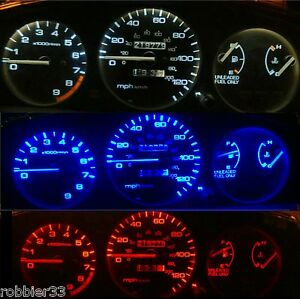 Led Kit For Honda Civic Eg 92 95 Gauge Cluster