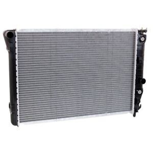 2001 2004 Chevrolet Corvette 6 Speed Radiator Gm 52470606