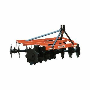 King Kutter Xb Angle Frame Disc Harrow 5ft 14 16 n xb ok