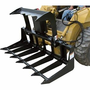 Farm Star Equipment Skid steer Grapple 6ft eg 6