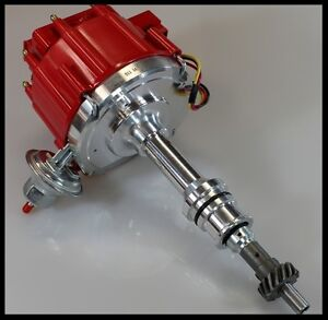 Ford Inline Six 6 Cylinder 144 170 200 250 Hei Distributor 6527 R