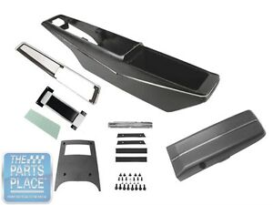 1970 Chevrolet Chevelle Console Kit With Shifter Cable Th