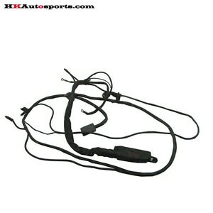 Mercedes Benz 300sl Brake Pad Abs Cable Wire Wiring Harness Original Oem 1992