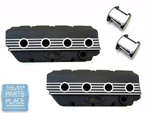 1966 71 Dodge Chrysler Plymouth Hemi 426 Valve Covers And Breathers Pair