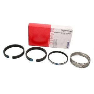 Mahle Cast Piston Rings 4 155 30 Over Bore Chevy 400 Sbc Small Block Chevy
