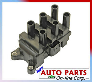 Ignition Coil Pack Ford F 150 01 08 V6 4 2l Ranger Taurus B3000 01 08 V6 3 0l