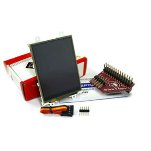 4d Systems lcd 32ptu pi Raspberry Pi Display Module 3 2 Touchscreen Lcd New