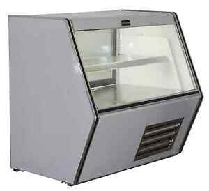 48 New Us made Counter Deli Case With Us Compressor Cooltech Refrigerated
