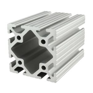 80 20 Inc T Slot 3 X 3 Aluminum Extrusion 15 Series 3030 X 26 75 N