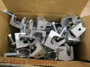 Thomas And Betts 500 sc Steel City Beam Clamps pack Of 50