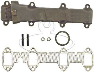 New Exhaust Manifold Gasket Kit Rh For Ford Truck With 352 360 390 V8