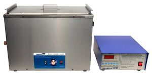 Ultrasonic Parts Washer 10 Gallon 40kh Sweep Technology