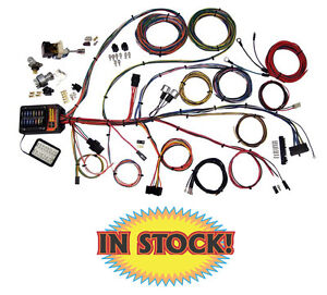 American Autowire 510006 Builder 19 Universal Wiring Harness