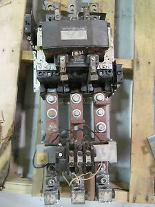 General Electric Size 5 Starter Cr305c0 cakh With 480 V Coil
