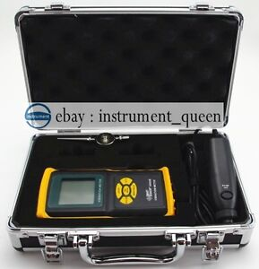 Smart Sensor Ar63b Digital Precision Vibration Meter Tester Gauge Analyzer new