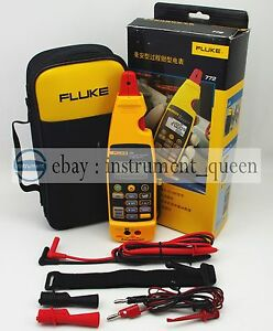 Brand New Digital Fluke 772 Milliamp Process Clamp Meter Tester new