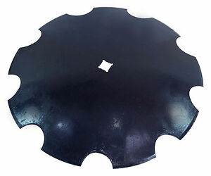 Harrow Disk Notched 24 X 6 Mm