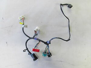 1997 Thru 2004 C5 Passenger Corvette Power Seat Track Wiring Harness