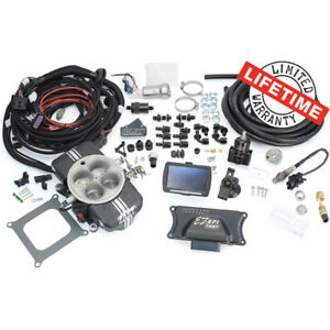 Fast 30401 kit Master Ez efi 2 0 Self Tuning Fuel Injection In tank Fuel Pump